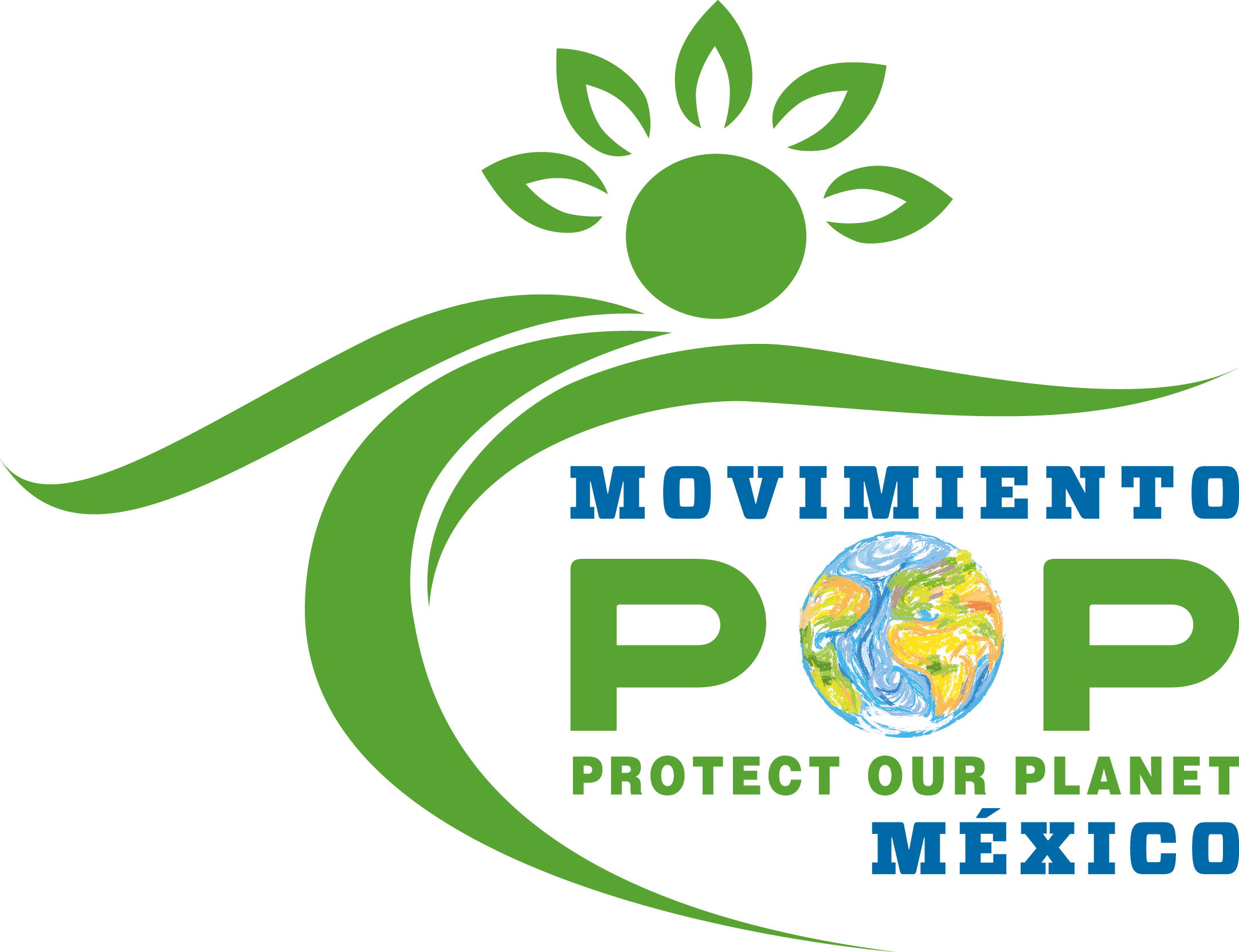 Logo POP MOVEMENT México