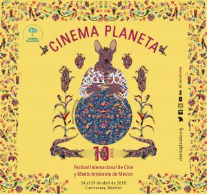 Cartel Cinema_Planeta 2018